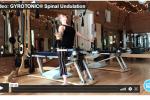 Video: GYROTONIC® Spinal Undulation